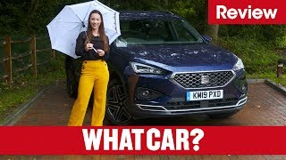 2020 Seat Tarraco review – a better 7-seat SUV than the Peugeot 5008? | What Car?