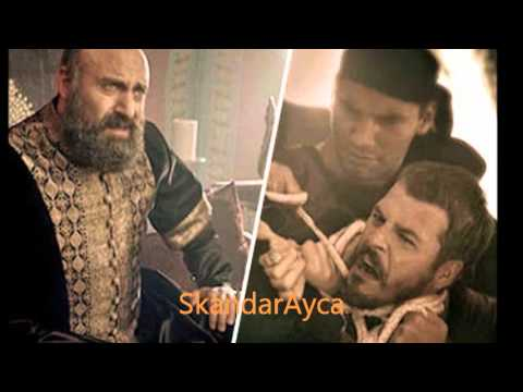 Muhteşem Yüzyıl-Mustafa'nın Medet Şiiri-3.Sezon