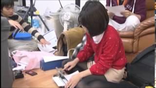 かがやけ豊中っ子!大阪大学ボランティアサークル「フロンティア」点訳グループ