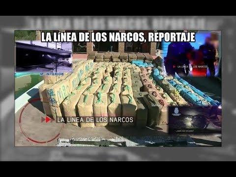 La Linea de los narcos, reportaje 'Punto de mira ' Algeciras - Aduanas SVA