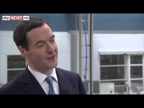 George Osborne Addresses HSBC Tax Evasion Claims
