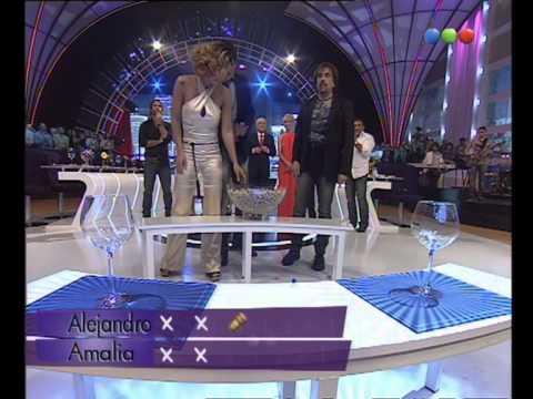 Sábado Bus - Final del Corchito - Amalia Granata vs. Alejandro Lerner - Parte 1