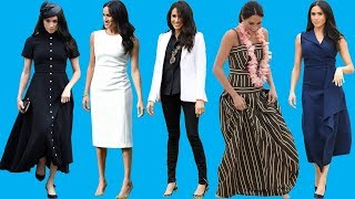 Best Meghan Markle pregnant style