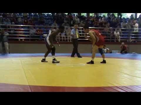 Ziolkowski FInals (66KG)