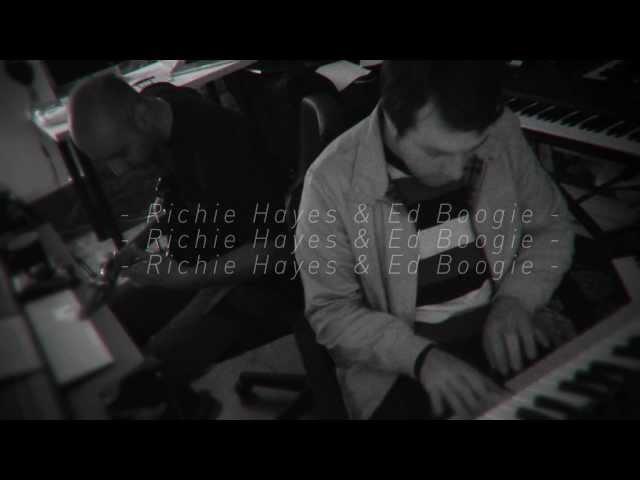 Richie Hayes & Ed Boogie - Reef Surfin