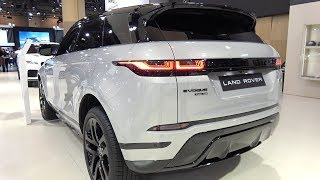 2020 Range Rover Evoque | Detailed Look | 2019 CIAS