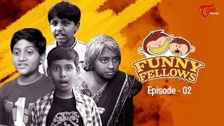 FUNNY FELLOWS | Kids Comedy Skits | Part #2 | By Lavanya Alvala | #TeluguComedy