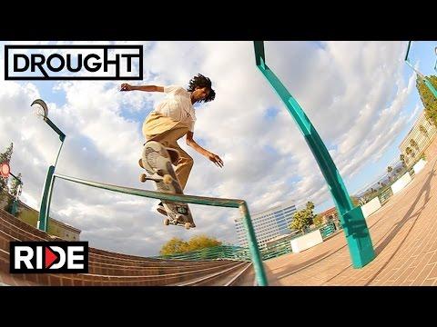 """Donne Dortch's """"Drought"""" Video Part"""