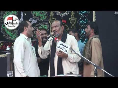 Zakir Zawar Muhammad Ali Karbalai I Majlis 15 Safar 2018 I Qasiday And Masiab I