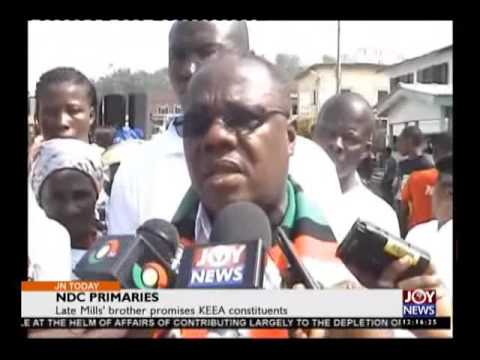 Joy News Today (11-9-15)