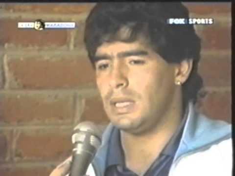 Maradona, Bilardo, Grondona entrevistas Mexico 1986