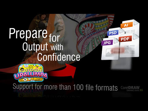 CorelDRAW Graphics Suite X6 - Video Tour