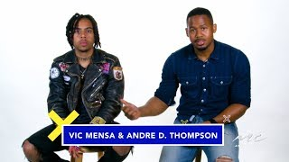 Live at Music Choice with Vic Mensa