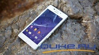 Sony Xperia M2 Aqua обзор ◄ Quke.ru ►