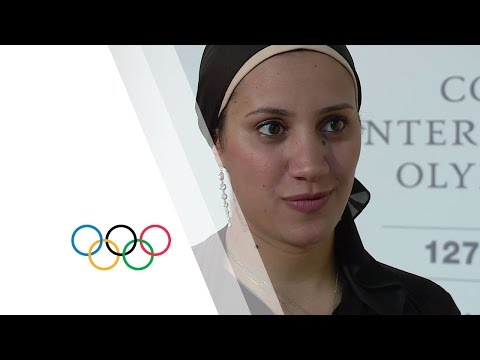 Aya Mahmoud Medany (Egypt) - IOC Trophy for Africa | Women and Sport