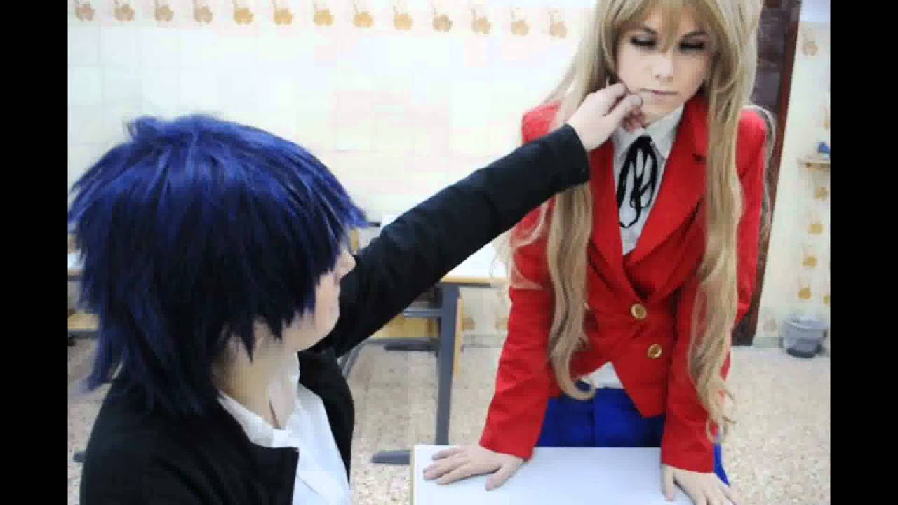 Teenage Dream - Ryuuji x Taiga @ cosplay Toradora! [CMV ...
