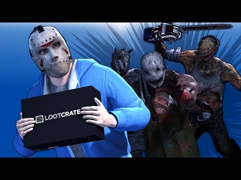 Delirious Animated - LOOTCRATE DELIVERY! (With DBDL Monsters!) SFM By Callegos!