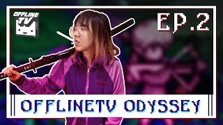 THE FIRST FIGHT - OFFLINETV ODYSSEY EP 2 | A DUNGEONS & DRAGONS ADVENTURE