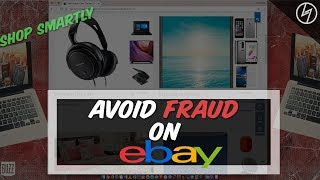 Avoid FRAUD on eBay - Some TIPS   CreatorShed