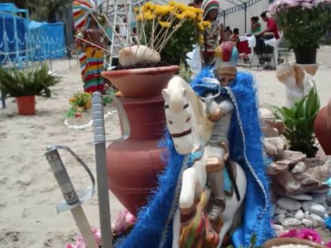 Festa de Iemanjá - 2008/ Praia Grande - SP