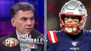 Are the New England Patriots done after a loss to the Chiefs? | Pro Football Talk | NBC Sports