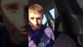 Wilmington PD asks Uber driver to turn off camera