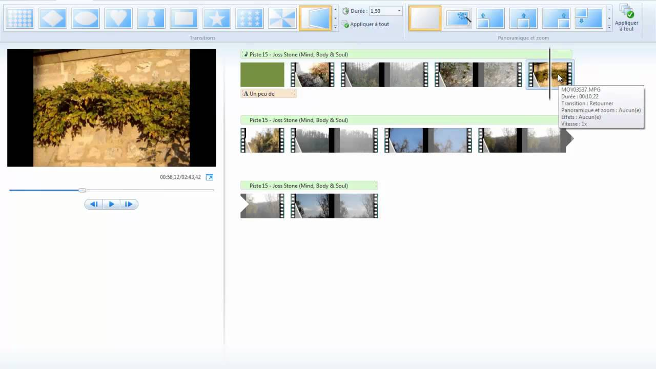 Tutorial Windows Live Movie Maker - YouTube