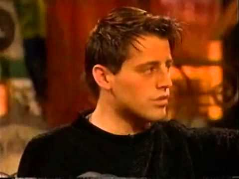 Gaby Roslin Meets Friends Cast - Matthew Perry, Matt LeBlanc and David Schwimmer part 2