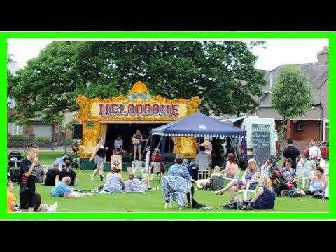 Breaking News | Free Party in the Park in Workington today