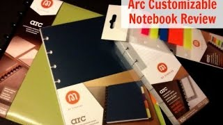 Arc Customizable Notebook System