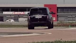 Essai Sport Auto : Land Rover Range Rover Supercharged