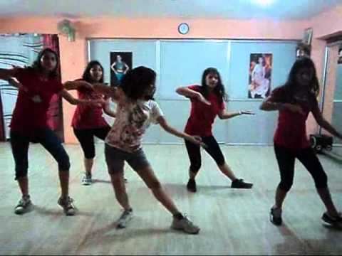 Radiance Dance Academyin Ankho Ki Masti video
