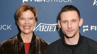 Annette Bening and Jamie Bell on