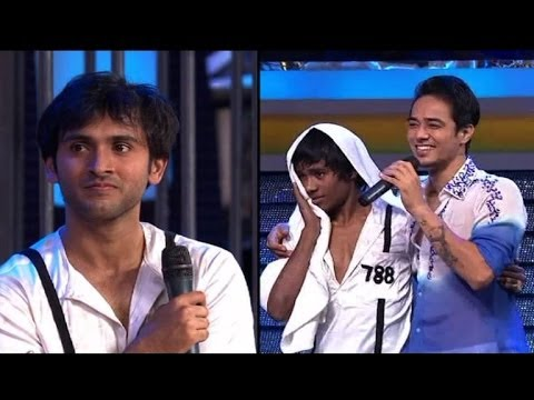 Zee TV actors on Dance India Dance