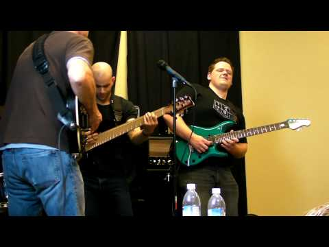 Charlie Shaughnessy JAM with Chris Poland 8/28/2010