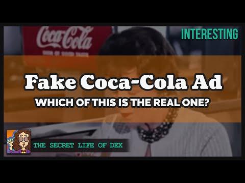 Coca Cola Obesity Ad   Fake Ad with Original Coke Ad