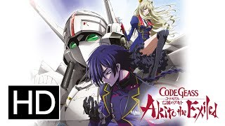 Code Geass: Akito the Exiled Complete Series - Official Trailer