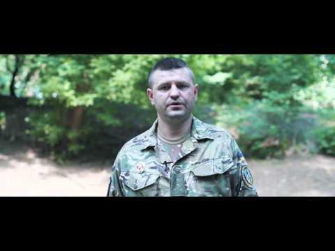 А яку ти хотів Україну?- вірш Надії Сухої (декламують бійці батальйону Донбас)