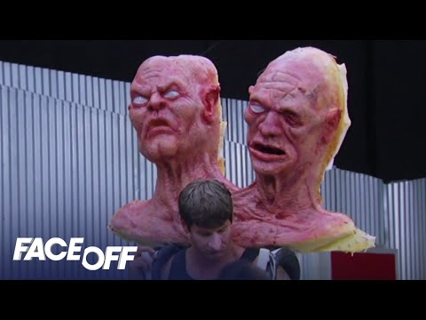 Face Off - Tuesday at 9/8c - Sneak Peek: Two Heads Are Better Than One