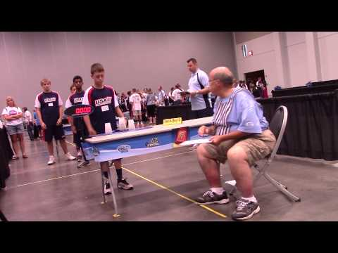 AAU Junior Olympic Games Sport Stacking Championships