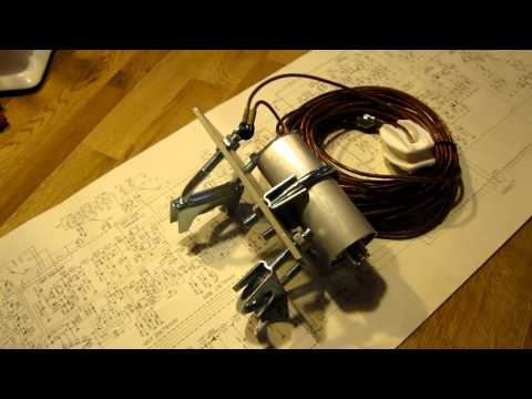 End Fed Longwire antenna for shortwave use