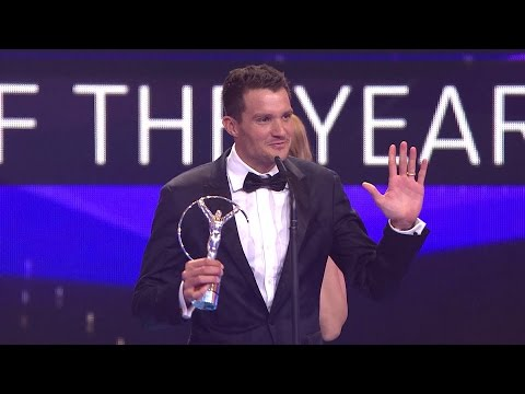 Siegerbeitrag - Laureus World Sports Awards 2016