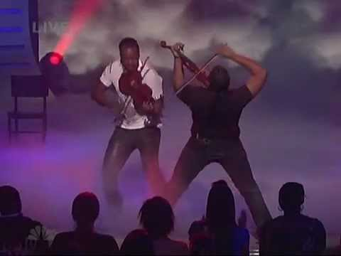 America's Got Talent - Nuttin But Stringz (Final Show)