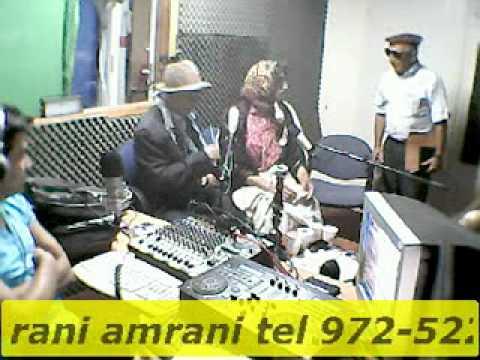 namayesh komedi molla davood dar radio ran israel הצגה פרסית ברדיו רן