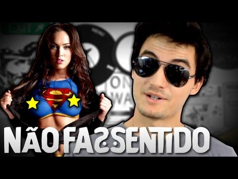 MAIS TALENTOSOS QUE A MEGAN FOX - No Faz Sentido!