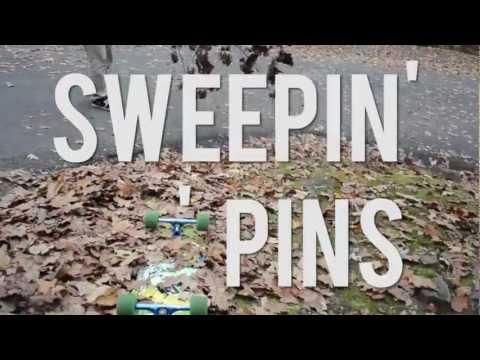 Longboarding: Sweepin' 'Pins