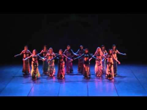 Belly Dance by Yana&Ensemble, Silk Road Festival Italy