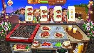 Game Masak Masakan Anak Kecil. Permainan Membuat Steak Sapi. Permainan untuk anak perempuan.Restoran
