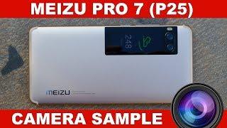Meizu Pro 7 (Helio P25) Camera Sample