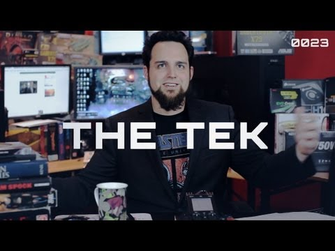 The Tek 0023: Dragoncon, TPP, Google and Apple being evil, Humans Traveling in Space